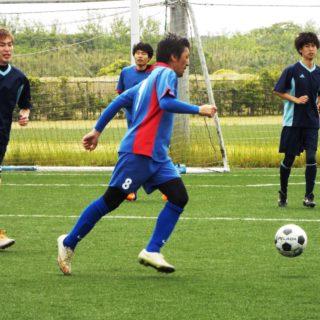第23回神栖市長杯争奪サッカー大会途中結果1