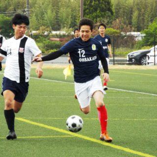 第23回神栖市長杯争奪サッカー大会途中結果2