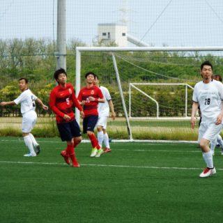 第23回神栖市長杯争奪サッカー大会途中結果3