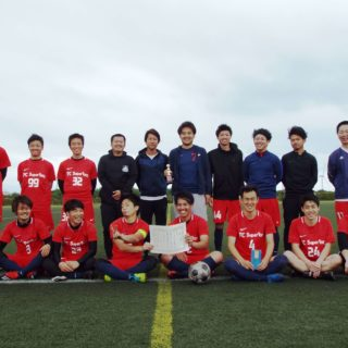 準優勝 FC Superiore