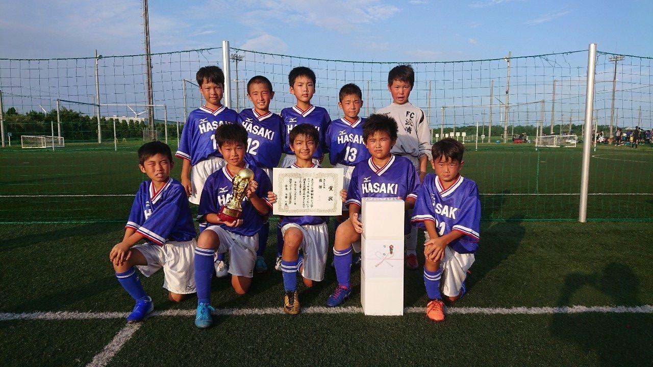 5年優勝FC波崎