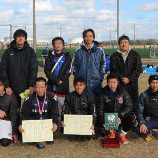 3位パート優勝 習志野台シニア