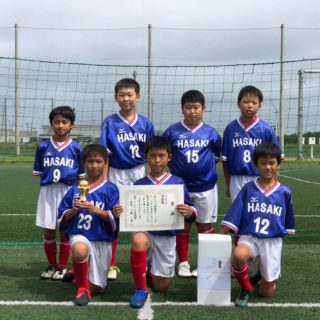 5年生準優勝(FC波崎)