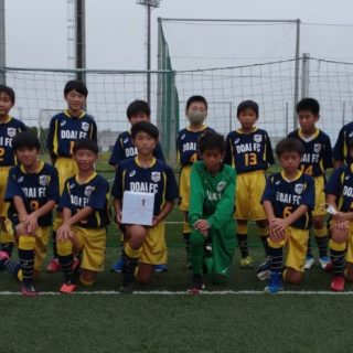 6年生4位(土合FC)