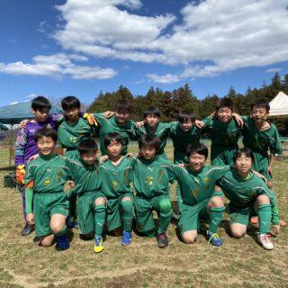 令和3年3月14日に行われた県大会に5年生が出場しました。
