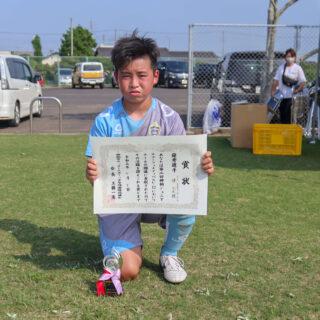 (優秀選手)FC.LAZOS
